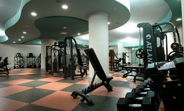 TP Workout Facility